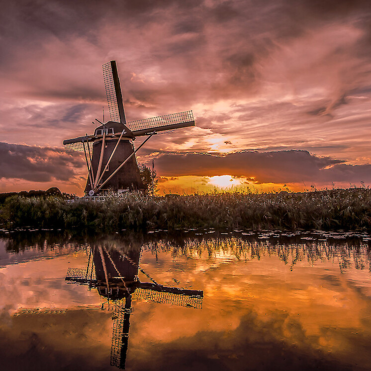 Foto 'In the Dutch Mountains' van Robbert ladan